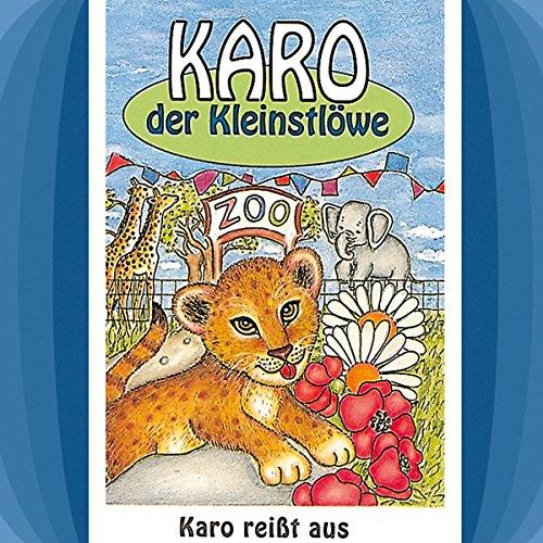 Karo reißt aus cover art