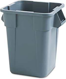 Rubbermaid Commercial Square Brute Container 40-Gal
