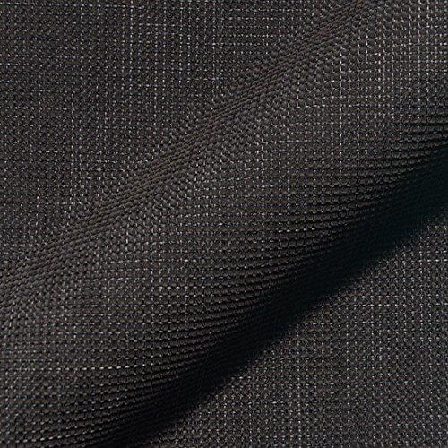 Stoff Polsterstoff Möbelstoff Bezugsstoff Meterware für Stühle, Eckbänke, etc. - Mondo Grau Uni
