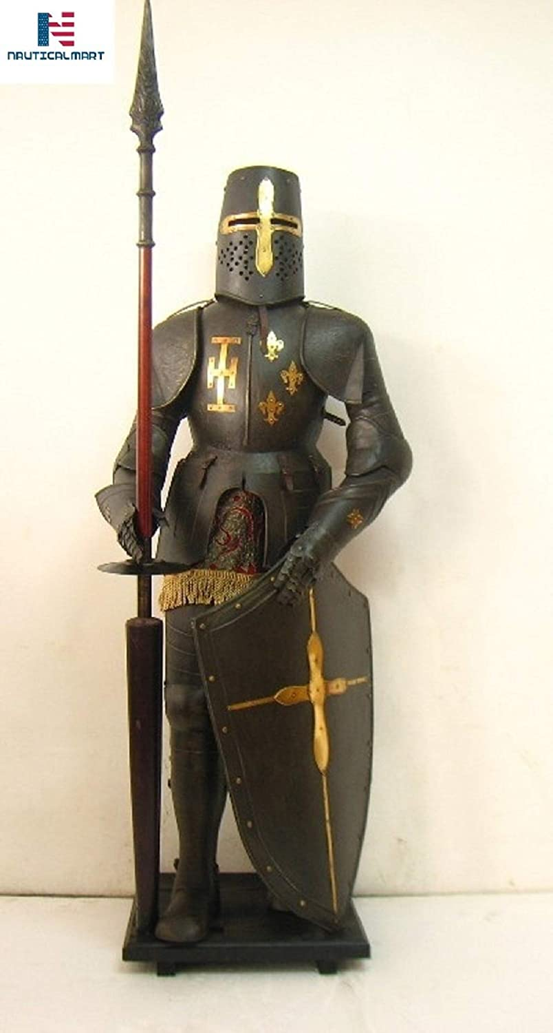 NauticalMart Medieval Sale SALE% 67% OFF of fixed price OFF Knight's Crusader Full of Armor Suit Colle