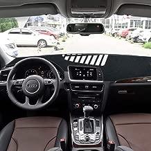 Car Dashboard Cover Mat for Audi Q5 2010-2017 Inner Dashboard Dash Mat DashMat Sun Cover