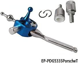 Epman EP-PDG5335PorscheT Short Shifter Quick Gear Shifter Kit for Porsche 911/996 Turbo Awd Boxster/986/S Quicker Shift