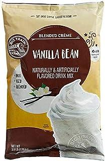 Big Train Blended Creme Vanilla Bean Instant Powdered Drink Mix, 3.5 Pound Bag