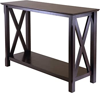 Winsome Wood 40445 Xola Occasional Table (Cappuccino)