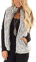 Best fuzzy fleece vest Reviews