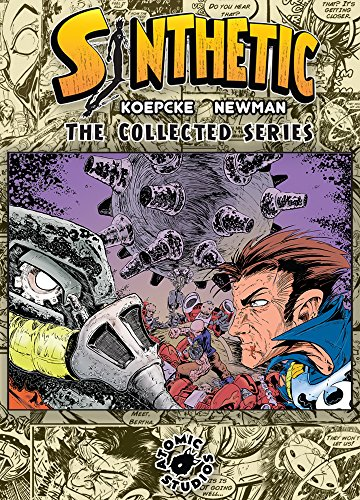 Sinthetic: The Complete Series (English Edition)