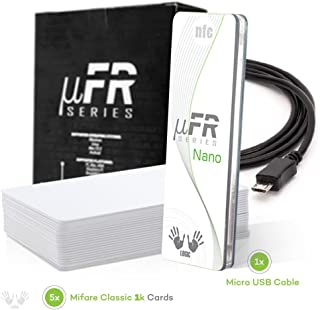 nfc classic tag reader writer