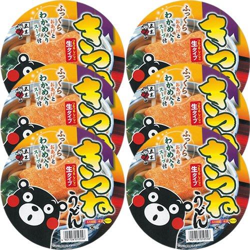 五木食品『カップきつねうどん』