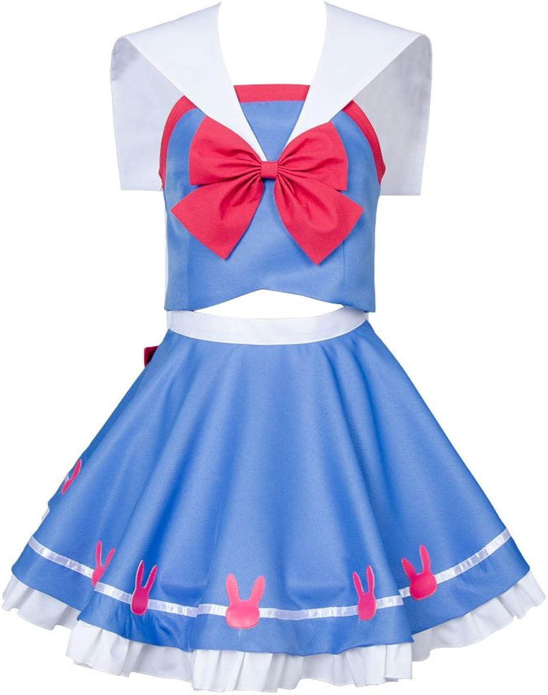 servicio considerado MingoTor MingoTor MingoTor Dulce Conejito Sailor Uniforme Disfraz Traje de CosJugar Ropa Mujer XS  hasta un 60% de descuento