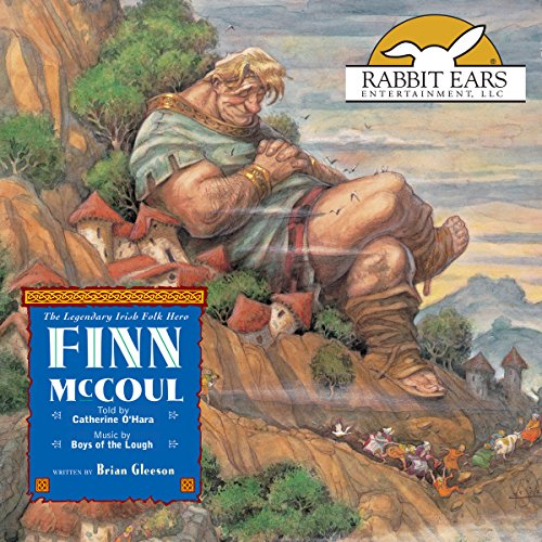 Finn McCoul audiobook cover art