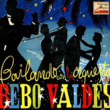 """Vintage Cuba Nº21 - EPs Collectors """"Dancing With Bebo Valdes And His Orchestra"""""""