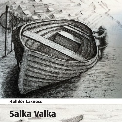Salka Valka audiobook cover art
