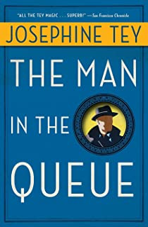 Man in the Queue