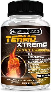 comprar comparacion Termogénico con acción quemagrasas adelgazante | Garcinia cambogia + l-carnitina + CLA + glucomanano + té verde | Estimula...
