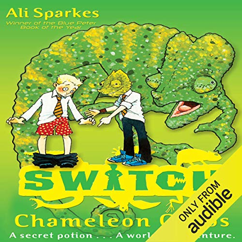 S.W.I.T.C.H.: Chameleon Chaos  By  cover art