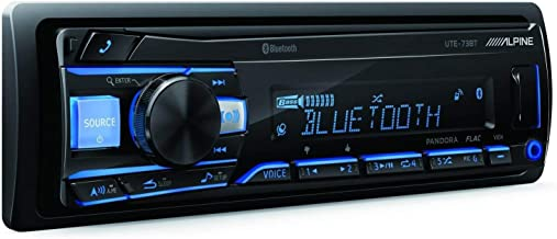 Alpine UTE-73BT Advanced Bluetooth Mech-Less Digital...
