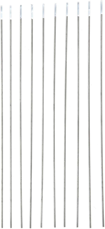 10Pcs Arc wholesale Welding Tungsten Electrode Rod Zirconiated mart WZ8 Tungst