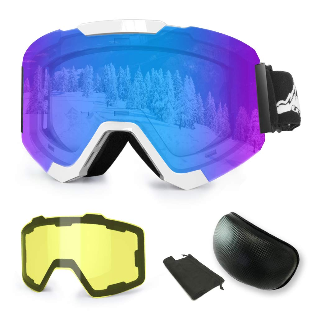 Extra Mile Snowboard Protection Snowmobile
