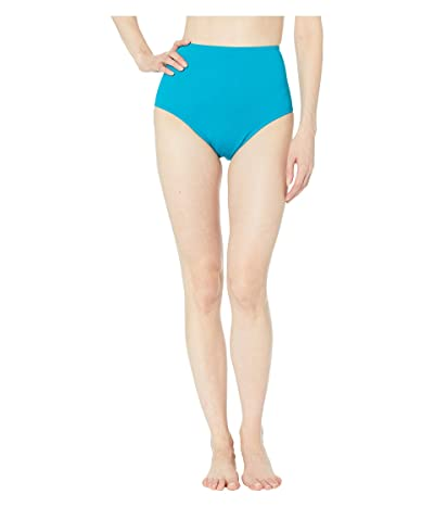 Maxine of Hollywood Swimwear Solids Separate Full Pant Bottoms (Emerald) Women