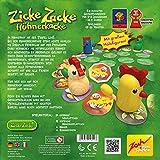 Zicke Zacke Hühnerkacke, Kinderspiel von Zoch 601121800 - 2