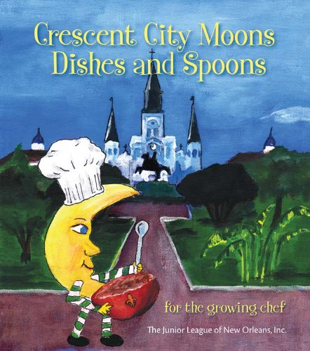 Crescent City Moons Dishes and Spoons
