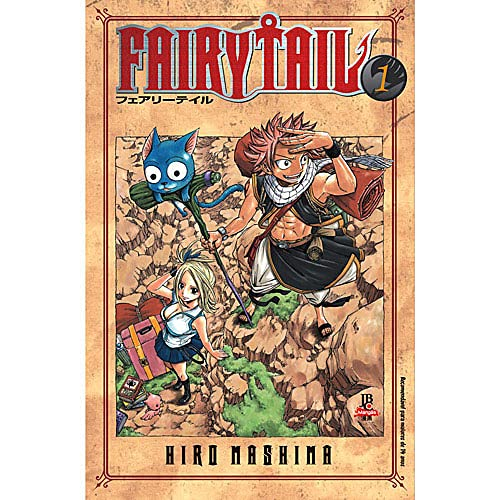 Fairy Tail vol 01 (JBC)