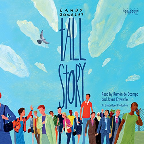 Tall Story audiobook cover art