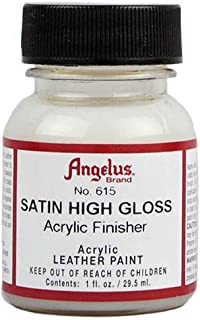 Angelus Acrylic 615 Finisher Satin HG 1 Oz