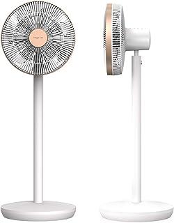 Beautitec Magic Fan(マジックファン)F450 DCモーター 360°自動首振りx上下調節角度-5°~90° 2.7kg超軽量設計 最大15mまで送風 自然風3段階+連続風3段階 1~7時間タイマー 半径10m操作可能な電波式...