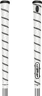 【2本セット】(テープ2枚送付)サプライズ滑り止めラバー耐摩耗ゴルフグリップ(アイアンウッド用)7色