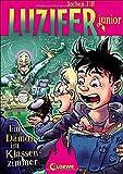Luzifer junior (Band 9) - Ein Dämon im Klassenzimmer: Lustiges Kinderbuch ab 10 Jahre