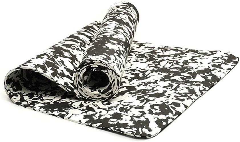 Pique-Nique 6mm Yoga Mats Prougeection de l'environnement Absorption de l'eau Sweat Non-Slip Widened Fitness 60  180 CM