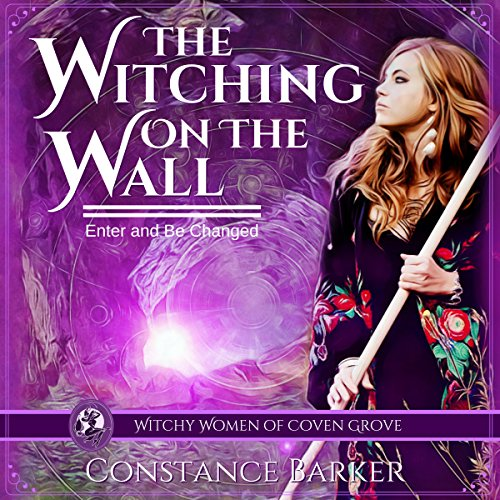 The Witching on the Wall audiobook cover art