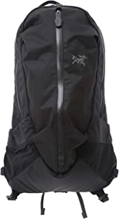 ARC'TERYX/アークテリクス:Arro 22 Backpack:アロー バケット バッグ アークテリクス メンズ:フリーサイズ(ワンサイズ) ブラック