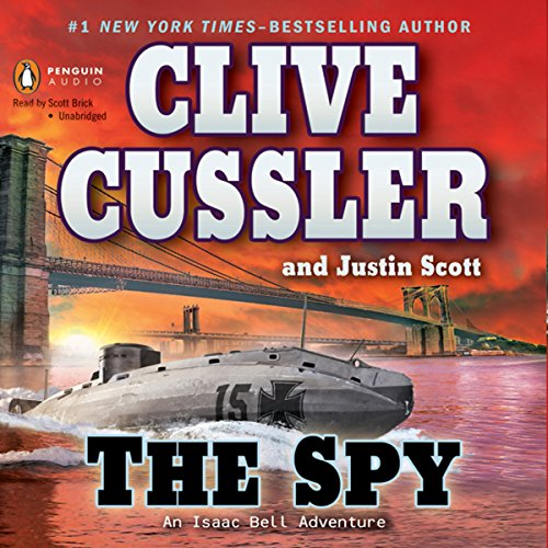 Couverture de The Spy
