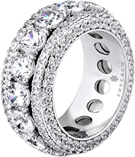 iced out rotating ring