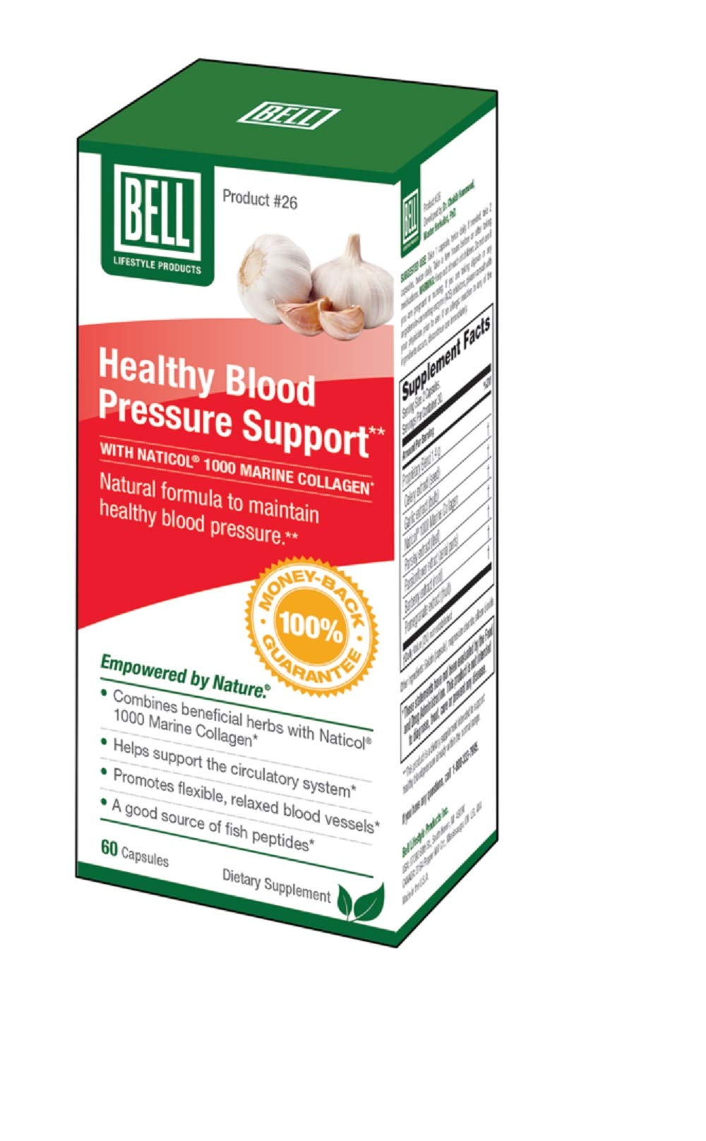 Bell Lifestyle Products Healthy Pressure