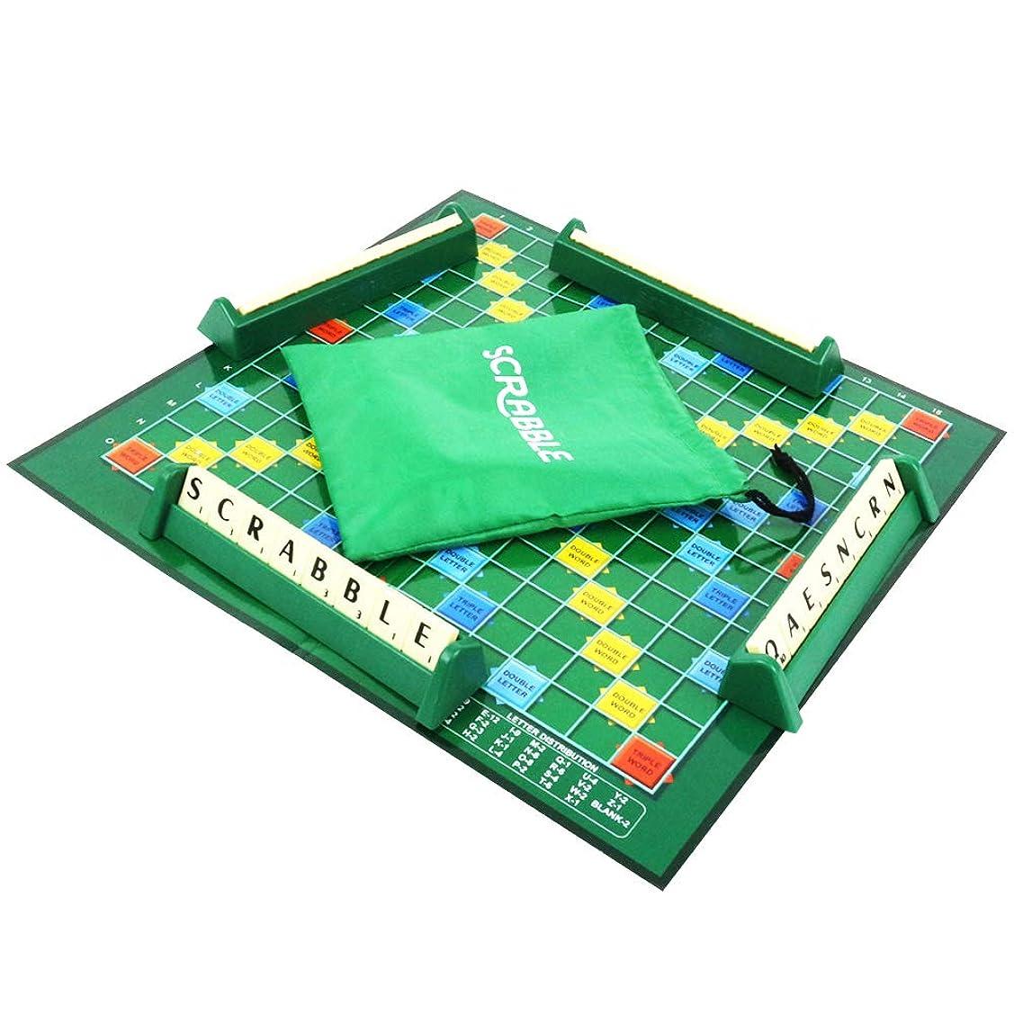 敬意バンジージャンプキルスRhapsody(ラプソディ) スクラブル 英語 単語 ボードゲーム 学習 遊び 知育玩具