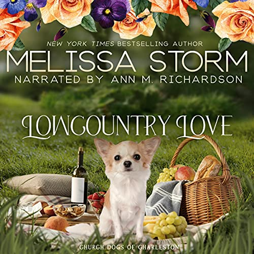 Lowcountry Love Audiobook By Melissa Storm cover art