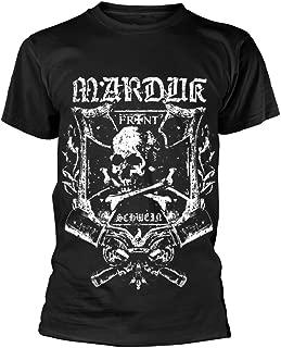 RAZAMATAZ Marduk 'Frontschwein Shield' T-Shirt