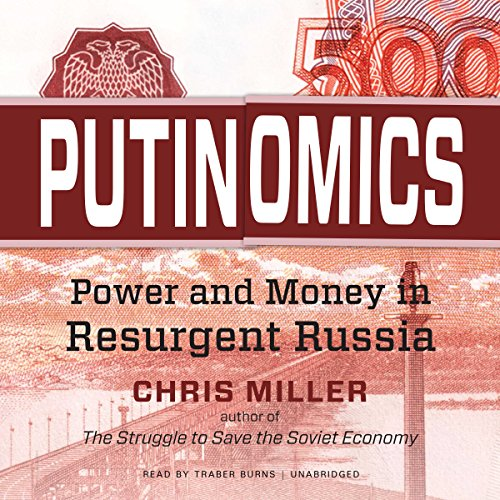Putinomics cover art