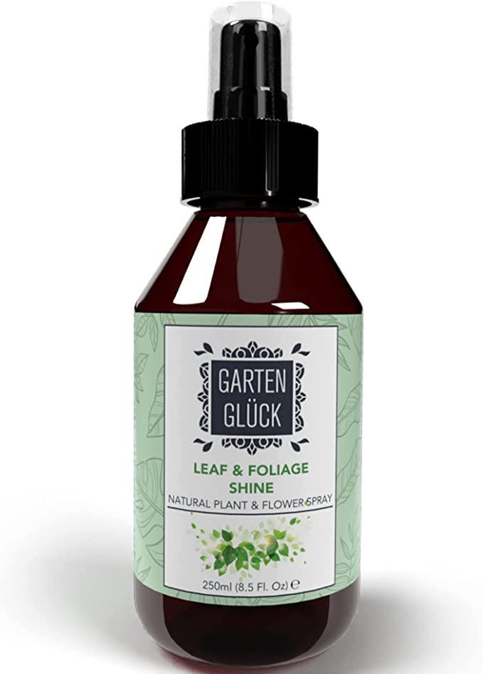 148 opinioni per Garten Glück Lucidante Fogliare- Spray Lucidante per Piante e Fiori- Idrata e