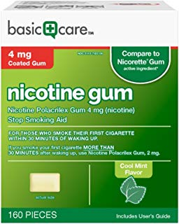 Basic Care Nicotine Gum