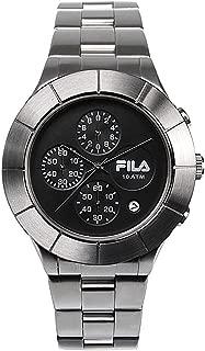 Reloj Analógico para Unisex Adultos de Cuarzo con Correa en Acero Inoxidable FILA38-006-002