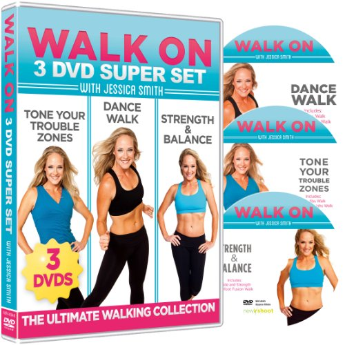 Walk On: 3-DVD Set: 6, 30 Minute...