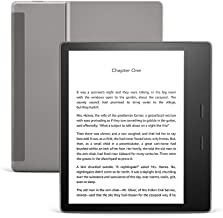 All-new Kindle Oasis - Now with adjustable warm light - Wi-Fi (32 GB) - Graphite
