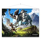 horizon - zero dawn wallscroll cover art - [edizione: germania]