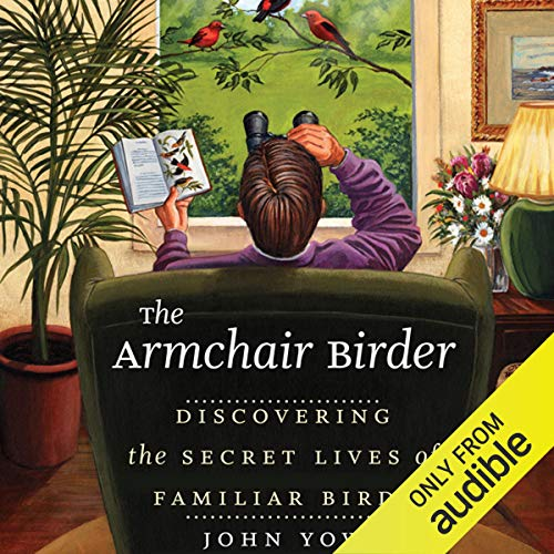 The Armchair Birder audiobook cover art