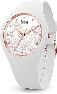[アイスウォッチ]ICE WATCH 腕時計 ウォッチ アイスフラワー 34mm ホワイト レディース [並行輸入品]