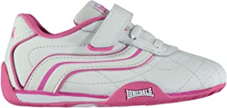 Lonsdale Kids Infant Boys Camden Trainers Sports Shoes